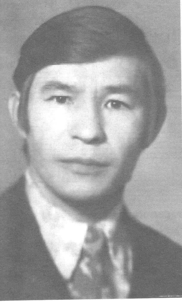 Виктор Степанович Гончиков